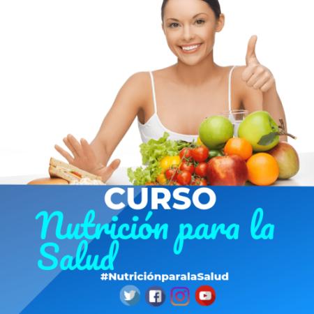 Nutrición para la Salud