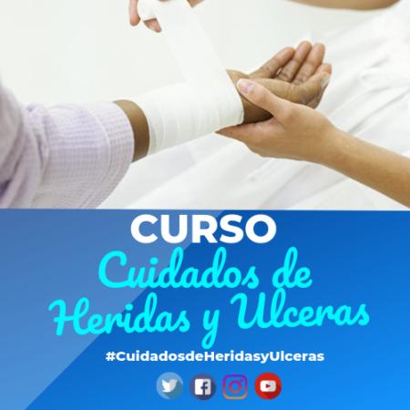 Cuidados de Heridas y Ulceras.