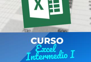 Excel Intermedio I