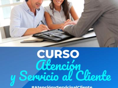 Atención y servicio al Cliente