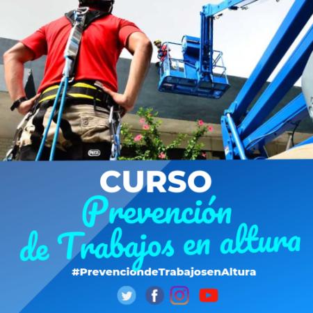 Prevención de Trabajos en Alturas
