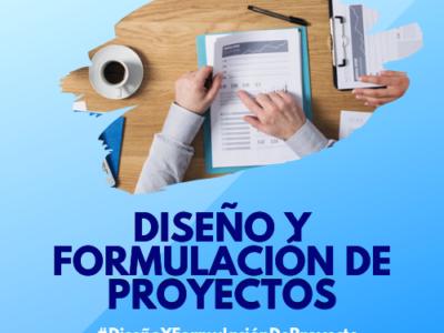 Diseño y Formulación de Proyectos