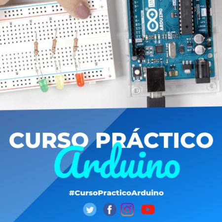 """Programación en ARDUINO """"Arduino desde cero"""""""