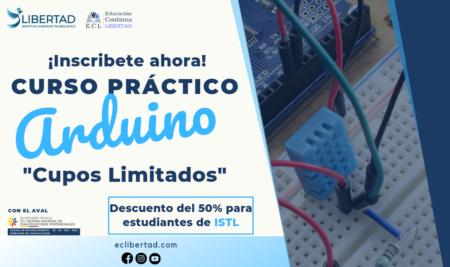 Curso practico de Arduino